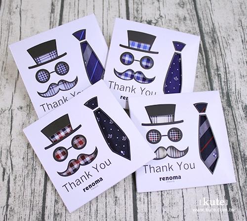 可艾婚禮小物 伴郎禮物 伴郎禮 兄弟禮 婚禮小物 紳士翹鬍子領帶造型手帕