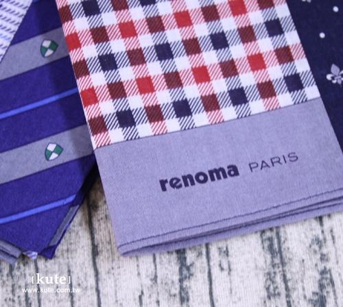 鬍子款Remoma紳士手帕