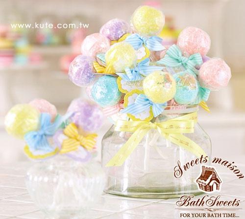 可艾婚禮小物_棒棒糖浴球 可艾婚禮小物 伴娘禮 姐妹禮 婚禮小物