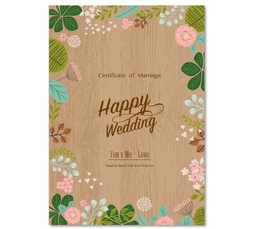 結婚登記 登記結婚 結婚用品 結婚證書 結婚證書夾