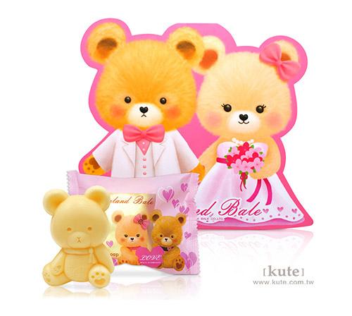可艾婚禮小物 可艾婚禮 kute 婚禮小物 創意婚禮小物 探房禮 香皂 迪士尼