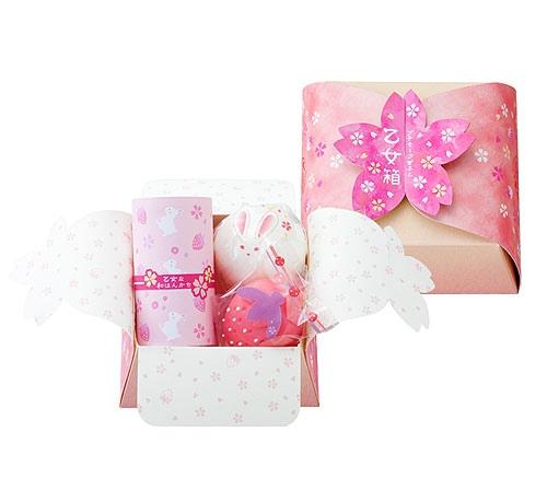 捧花禮 櫻花造型香皂禮盒 香皂 婚禮小物 姊妹禮 可艾 伴娘禮