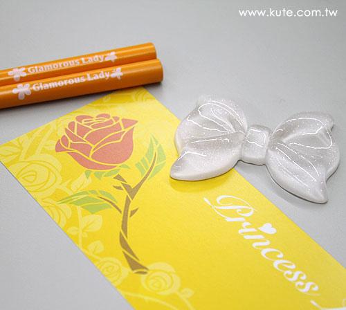 公主筷架 筷子 婚禮小物 捧花禮 伴娘禮 姊妹禮 可艾