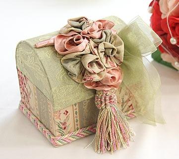 珠寶盒 婚禮小物 捧花禮 伴娘禮 姊妹禮 可艾