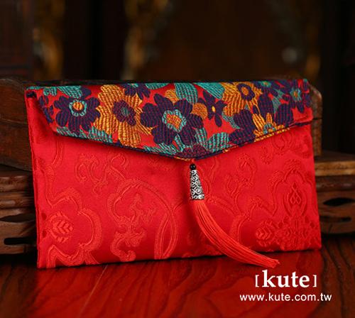 紅包袋,紅包布袋,紅包,結婚紅包,禮金袋,聘金紅包袋,可艾婚禮小物,kute,橫式紅包袋
