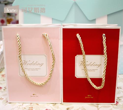 婚禮小物包裝,喜糖包裝,包裝盒,喜糖盒,包裝袋,包裝材料,包裝提袋,禮物包裝,手提袋,可艾婚禮,kute