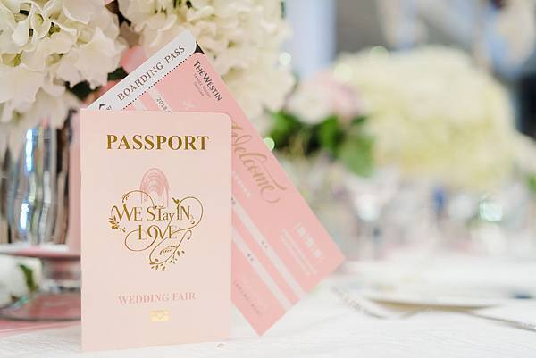 喜帖,護照喜帖,登機證喜帖,喜帖設計,主題婚禮,渡假婚禮,可艾婚禮