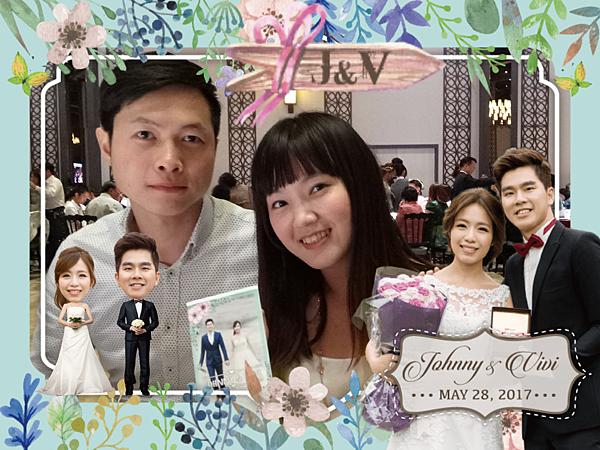婚禮拍照框,拍照道具,主題婚禮,蒂芬妮婚禮,可艾婚禮,IJFOTO,愛聚樂拍