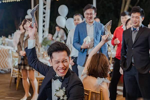 婚禮遊戲,婚禮活動