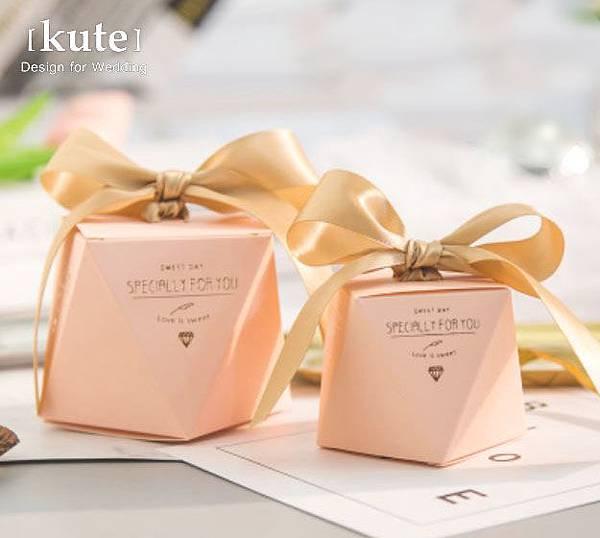 送客禮 伴手禮 喜糖 喜糖盒 可艾婚禮小物 可艾婚禮 kute 桌上禮 迎賓禮 婚禮小物 PANTONE 活珊瑚橘