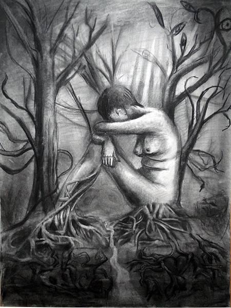 意念扭曲的森林女神.JPG