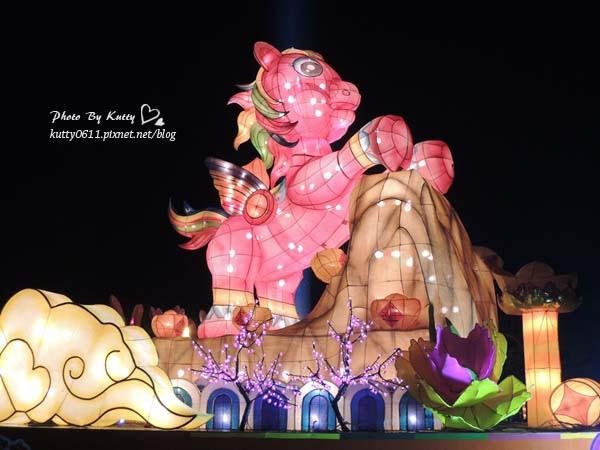 2014-2-14竹北竹筍公園燈會-起司蝦捲 (2).jpg