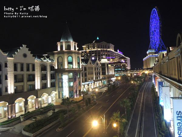 義大皇家酒店 夜市摩天輪 (11).jpg