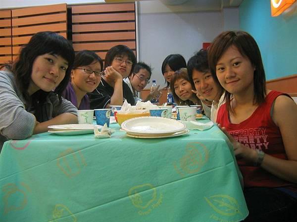 內高1年3班小型同學會 052