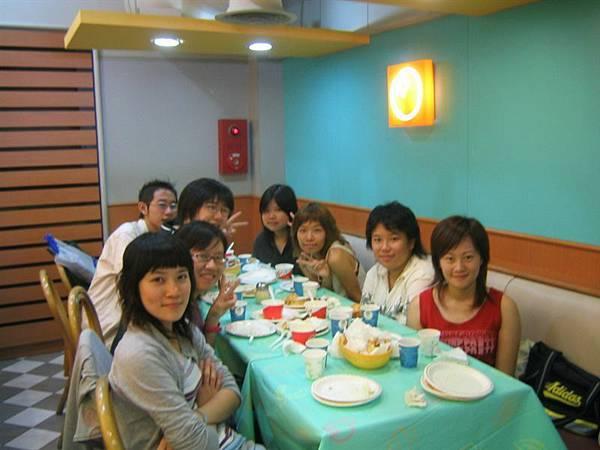 內高1年3班小型同學會 053