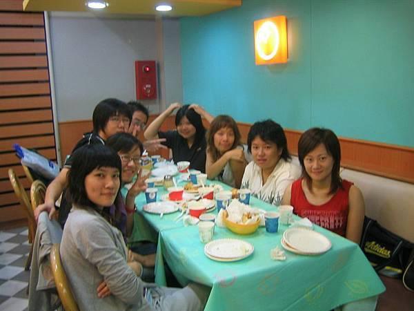 內高1年3班小型同學會 054
