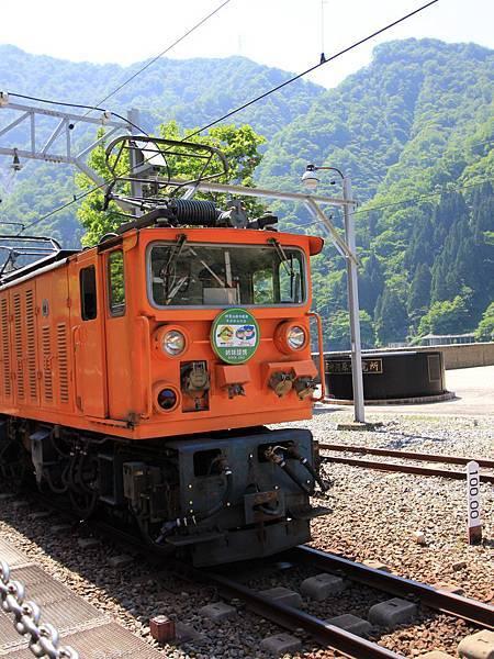 阿里山小火車姐妹車