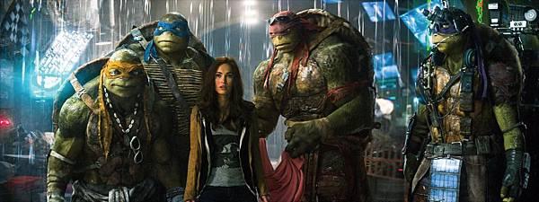 《忍者龜:變種世代》