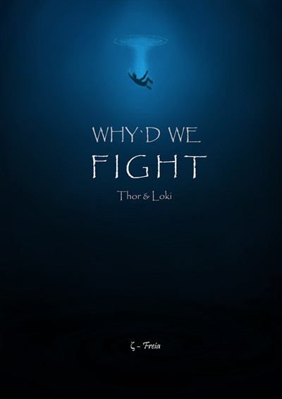 Why would we fight 封面