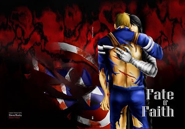 Fate or Faith-封面封底