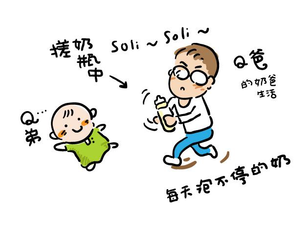 Q爸_搓奶瓶_像跳soli舞.jpg