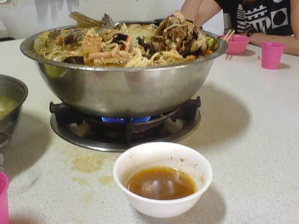 東山沙鍋魚頭