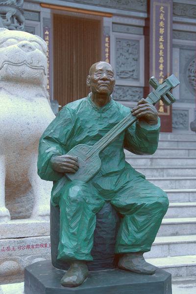吟唱南管的老樂師19.JPG