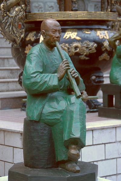 吟唱南管的老樂師27.JPG