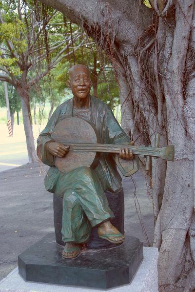 吟唱南管的老樂師36.JPG