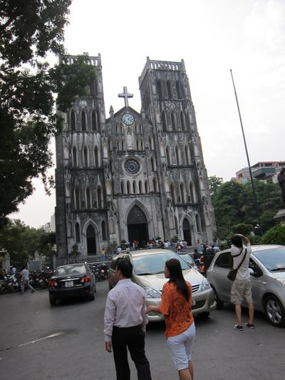 越南河內大教堂 01.JPG