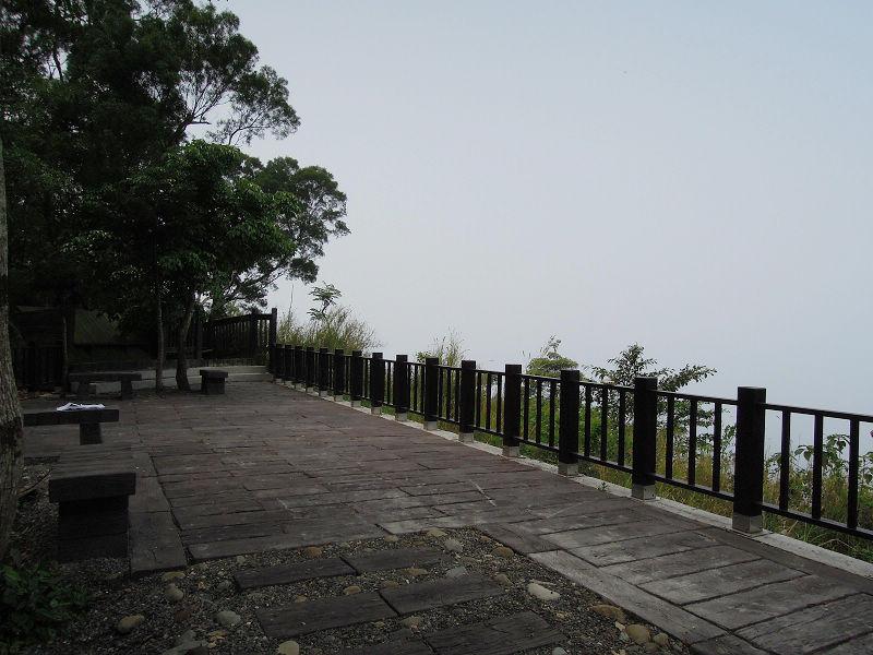 枕頭山景觀平台
