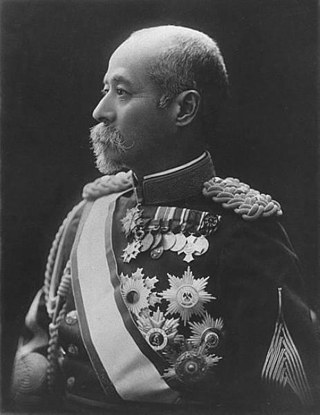 1906前攝兒玉源太郎