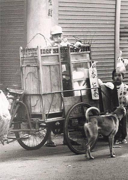 1950~70年代的台灣~杏仁茶