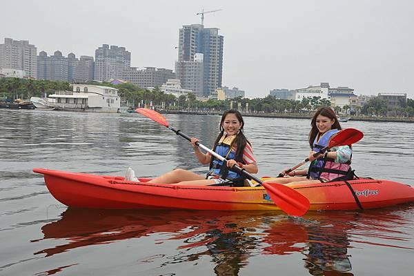 臺南運河水域遊憩體驗免費活動