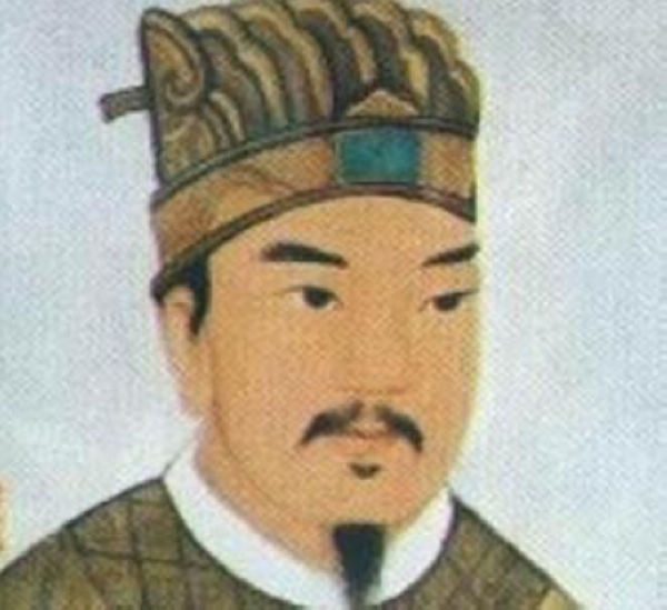 晉惠帝司馬衷畫像