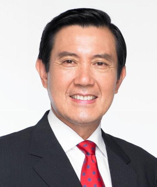 中華民國總統馬英九肖像