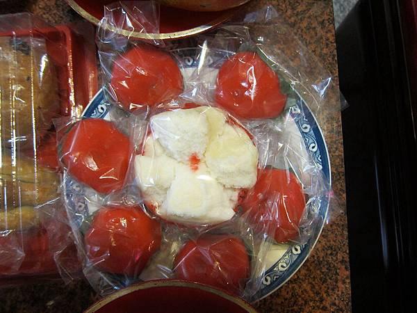 0紅圓發粿