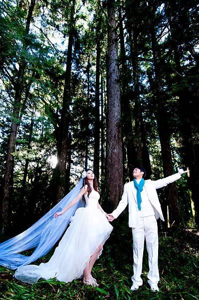 阿里山婚攝 (2)