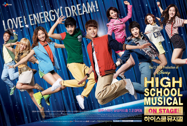 fx luna high school musical