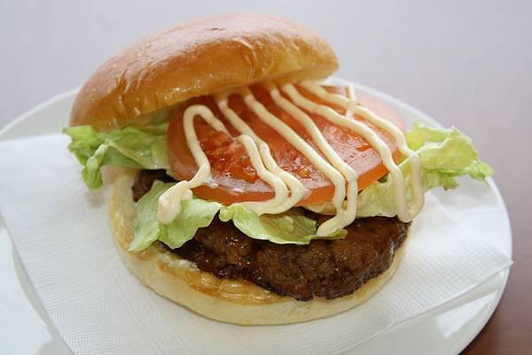 しじみバーガー Shijimi Burger.jpg