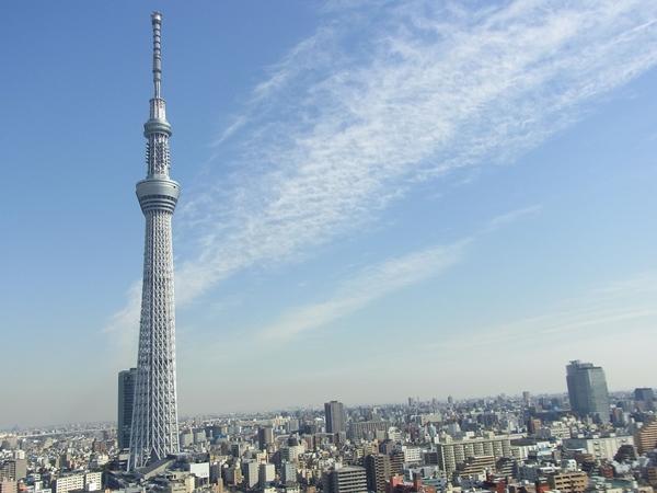 媒體照片 (1)東京晴空塔(圖片提供_東京觀光財團)