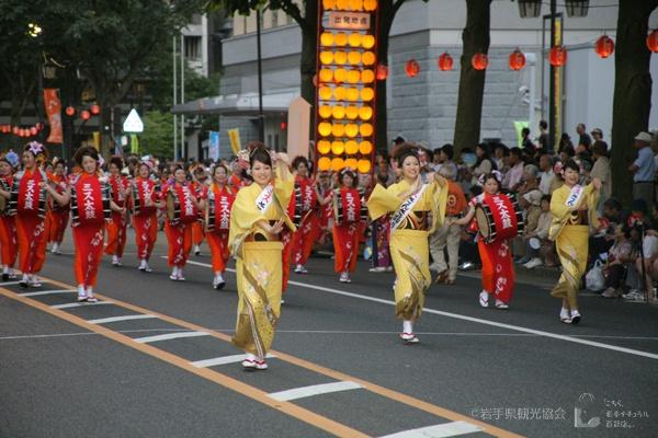 さんさ踊り2009②