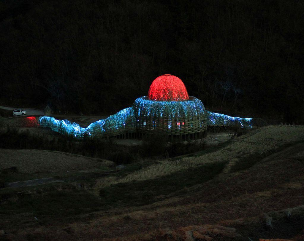 05 小豆島之光夜間照