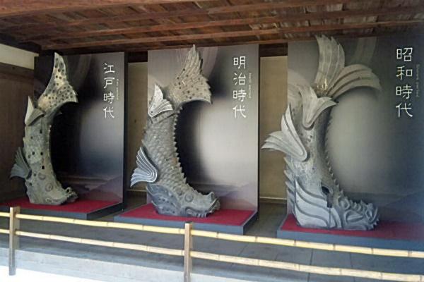 Himejicastle-shachihoko