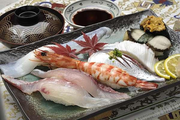 佐伯 寿司