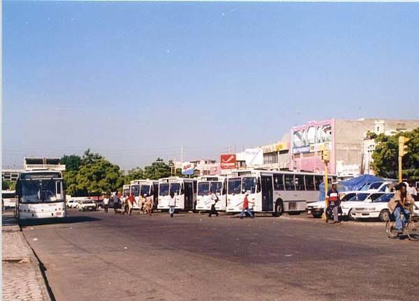 Bus Park- South Parade