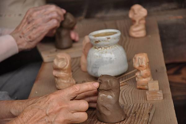 No1668_持光寺の「にぎり仏」作り体験
