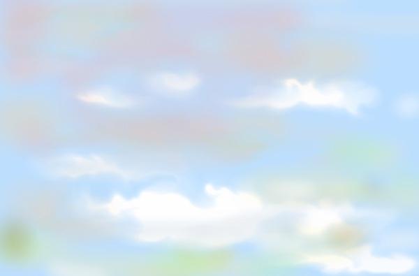 疑似天空XD