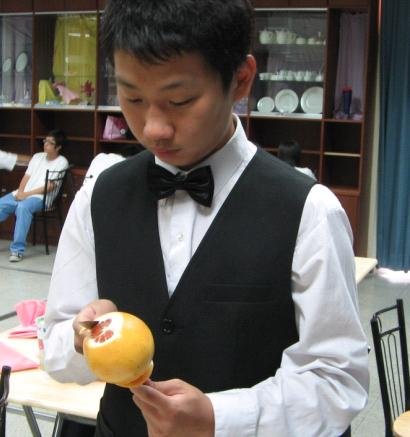 葡萄柚..很重