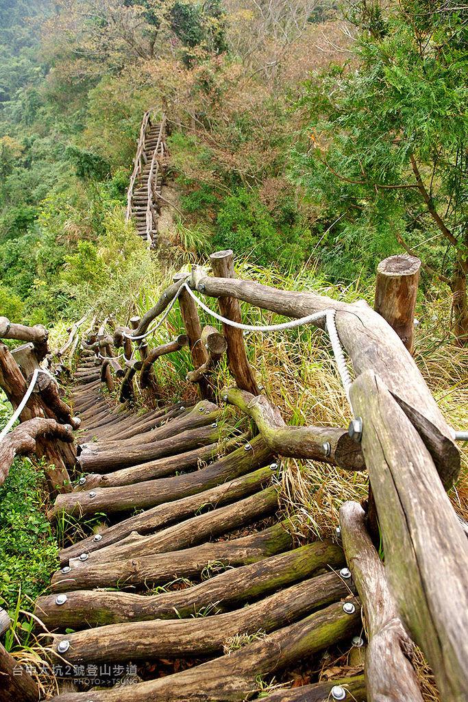 台中大坑2號登山步道